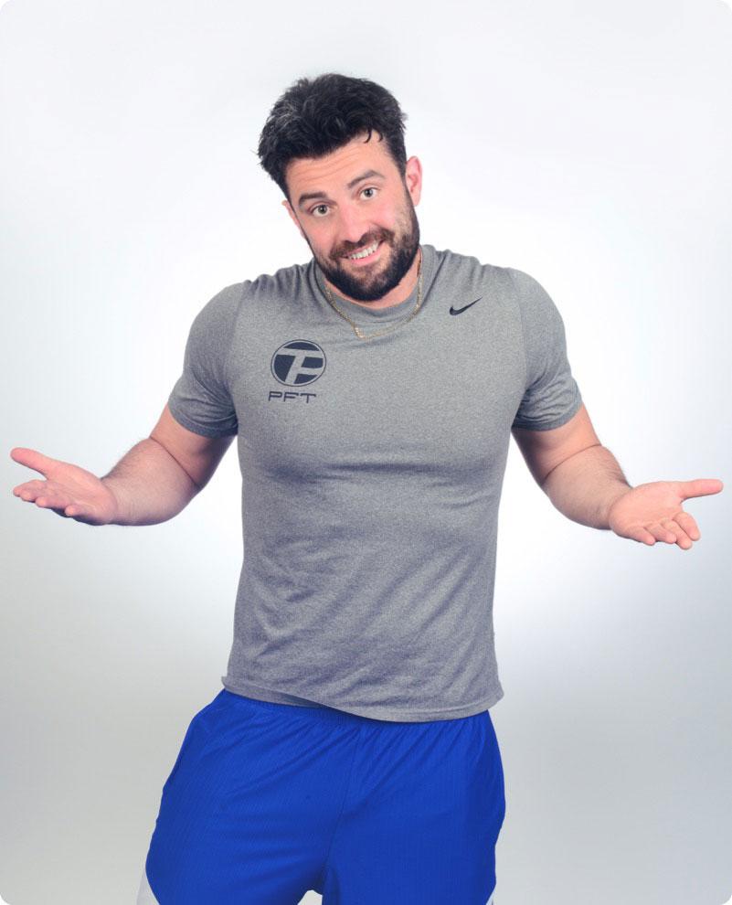 Andrew | Performance Fitness