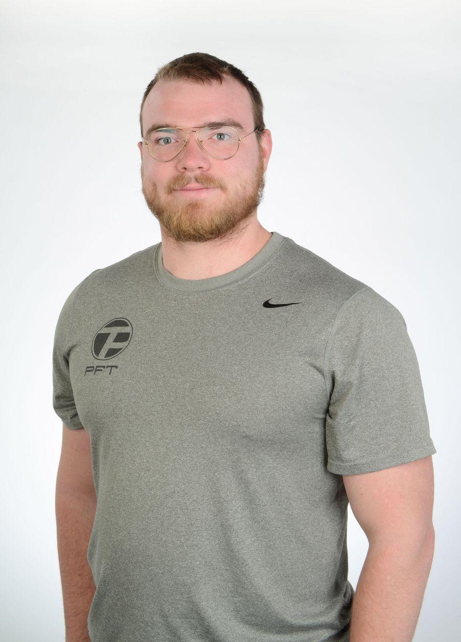 Spencer Egolf | Performance Fitness
